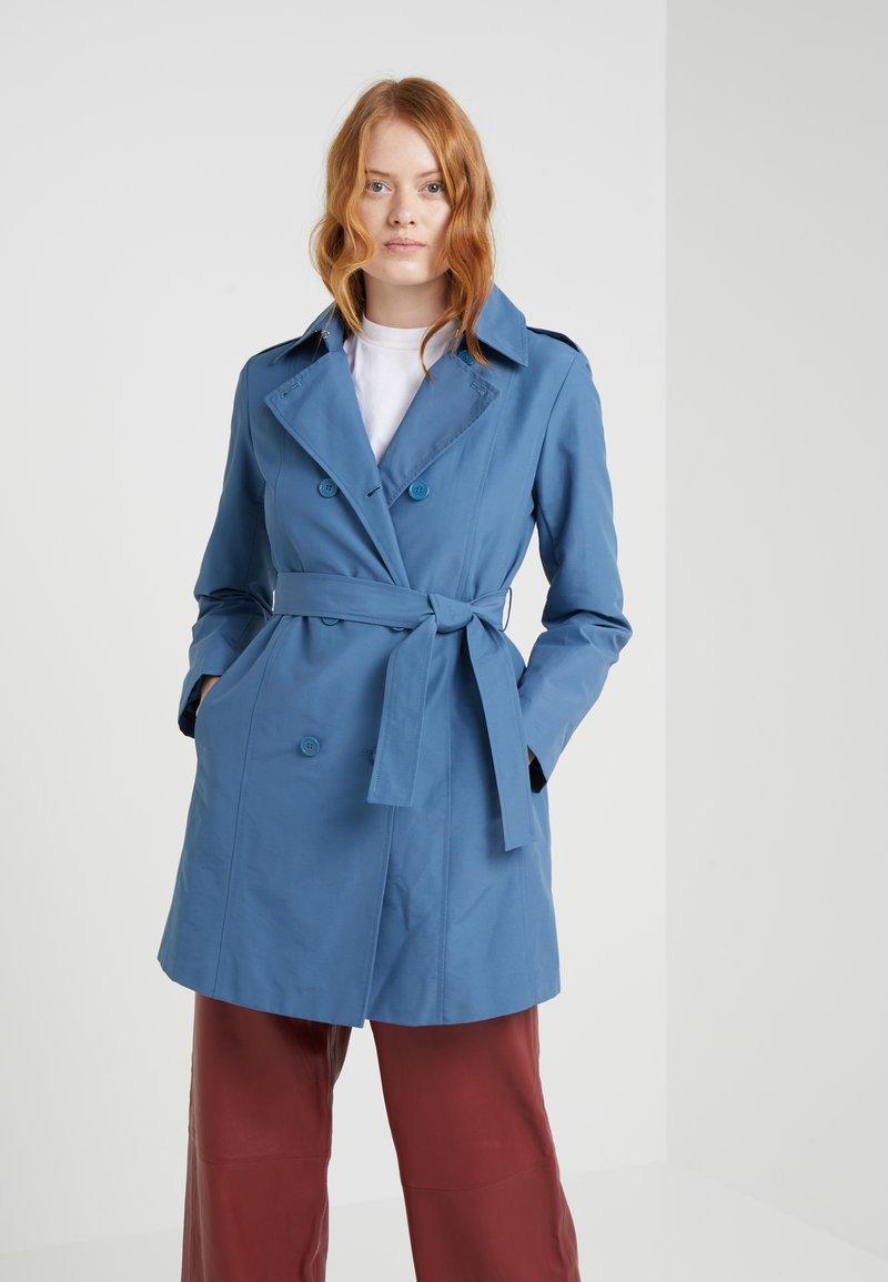MAX&Co. - DEROGARE - Trenchcoat - sky blue