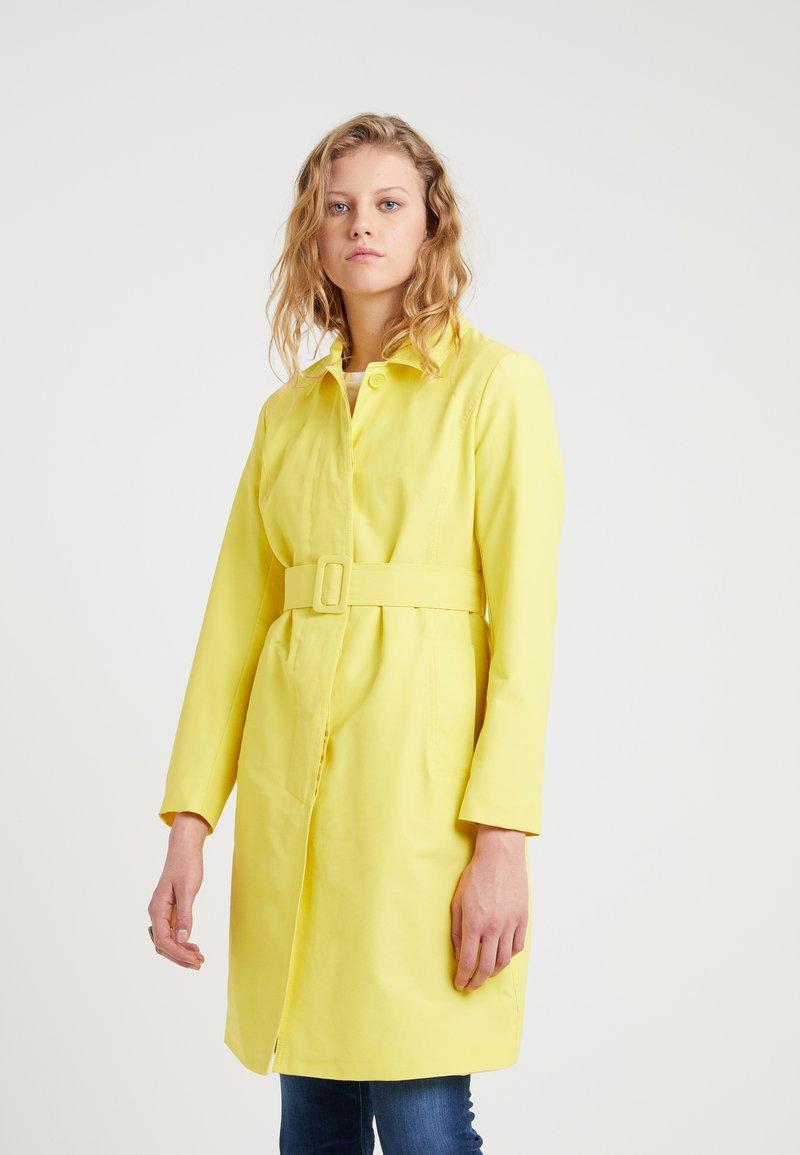 MAX&Co. - DUELLO - Trenchcoat - sunshine yellow