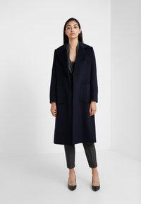 MAX&Co. - RUNAWAY - Classic coat - midnight blue - 0