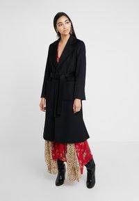 MAX&Co. - RUNAWAY - Classic coat - black - 0