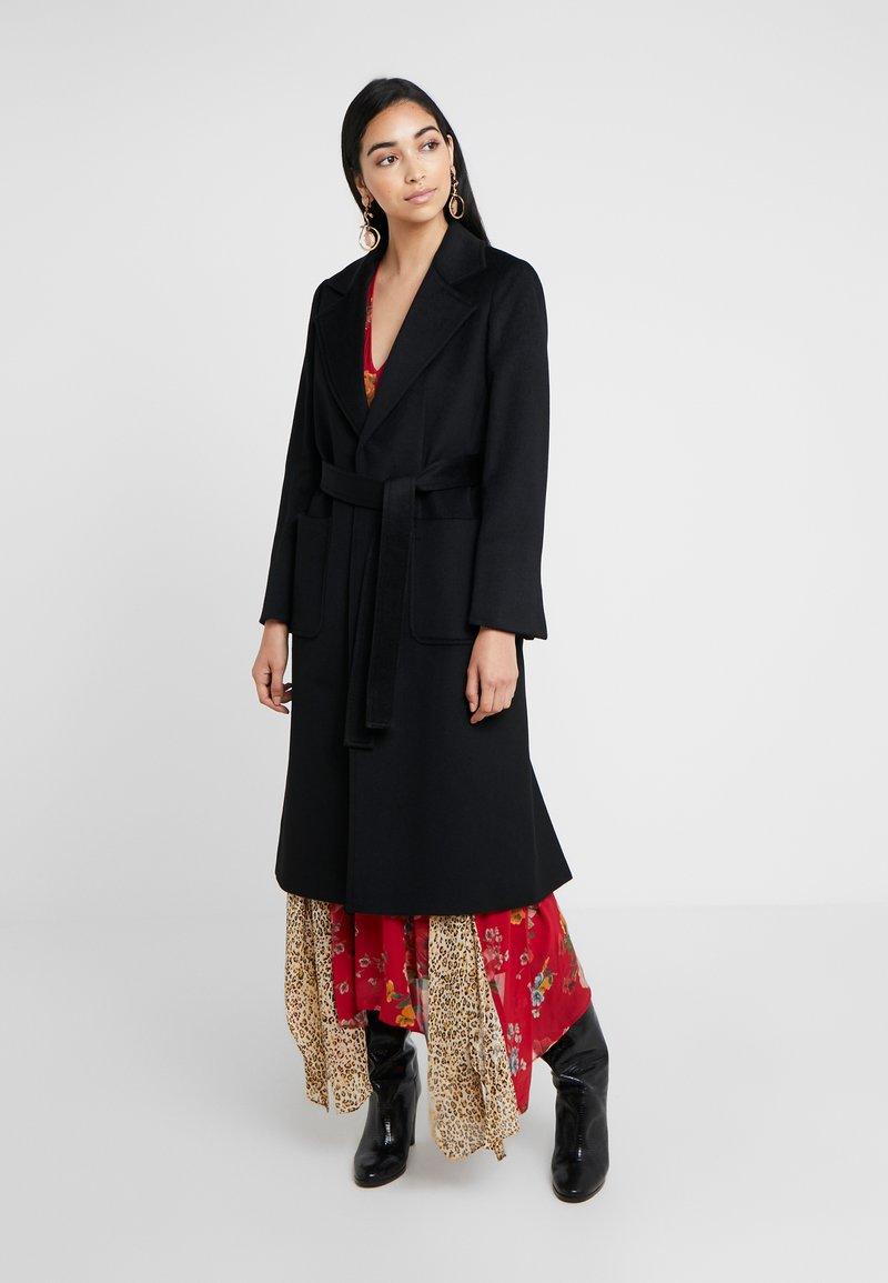 MAX&Co. - RUNAWAY - Classic coat - black