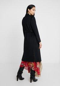 MAX&Co. - RUNAWAY - Classic coat - black - 2