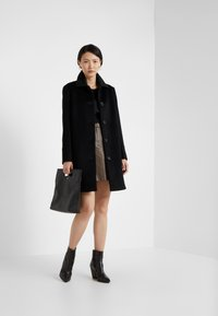 MAX&Co. - JET - Short coat - black - 1
