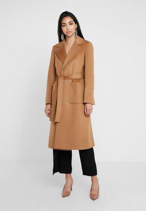 RUNAWAY - Classic coat - brown