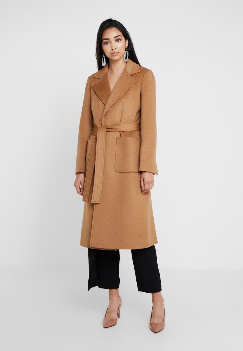 MAX&Co. - RUNAWAY - Płaszcz wełniany /Płaszcz klasyczny - brown
