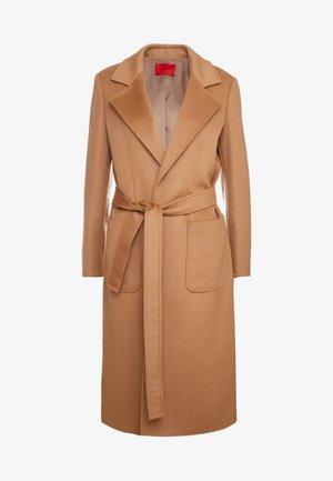 RUNAWAY - Zimní kabát - brown