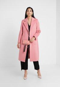 MAX&Co. - RUNAWAY - Classic coat - pink - 1