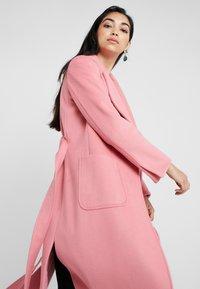 MAX&Co. - RUNAWAY - Classic coat - pink - 4