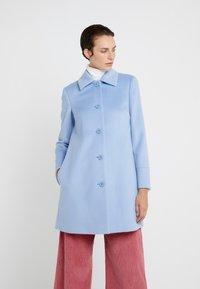 MAX&Co. - JET - Classic coat - light blue - 0