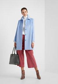 MAX&Co. - JET - Classic coat - light blue - 1