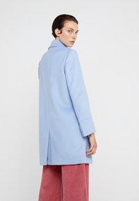 MAX&Co. - JET - Classic coat - light blue - 2