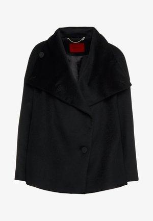 DINAMICO - Manteau classique - black