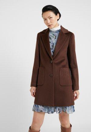 DECAEDRO - Krótki płaszcz - brown