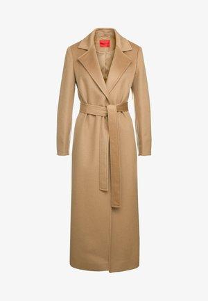 LONGRUN - Zimní kabát - camel