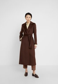 MAX&Co. - LONGRUN - Zimní kabát - brown - 0