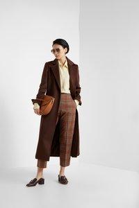 MAX&Co. - LONGRUN - Zimní kabát - brown - 1