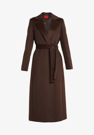 LONGRUN - Zimní kabát - brown