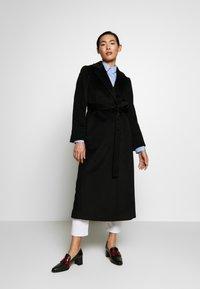 MAX&Co. - LONGRUN - Zimní kabát - black - 0