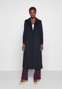 MAX&Co. - LONGRUN - Płaszcz wełniany /Płaszcz klasyczny - midnight blue - 0