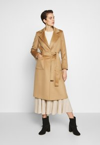MAX&Co. - RUNAWAY - Classic coat - camel - 0