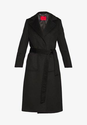 RUNAWAY - Płaszcz wełniany /Płaszcz klasyczny - black