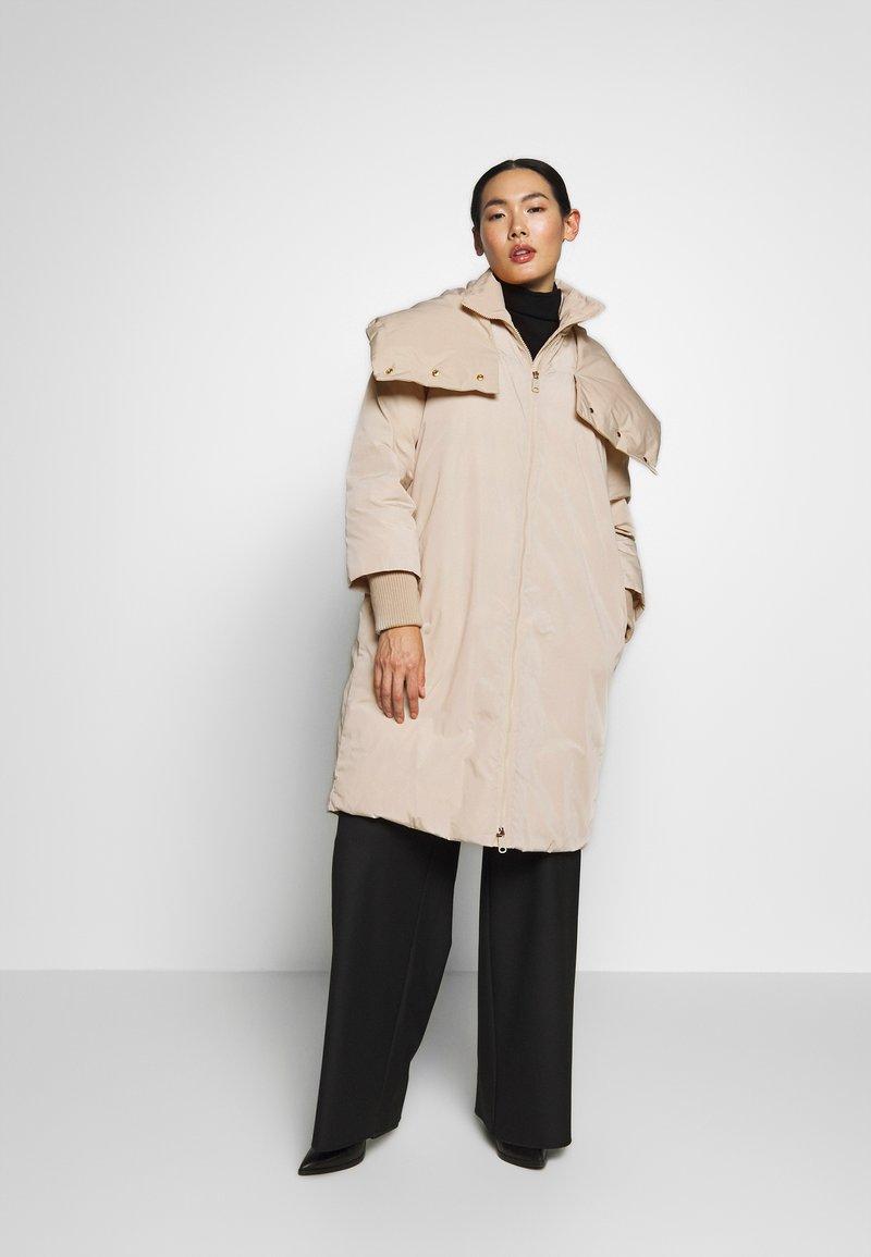 MAX&Co. - IMPOSTA - Zimní kabát - ivory