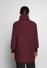 MAX&Co. - IMPIANTO - Winterjas - burgundy - 2