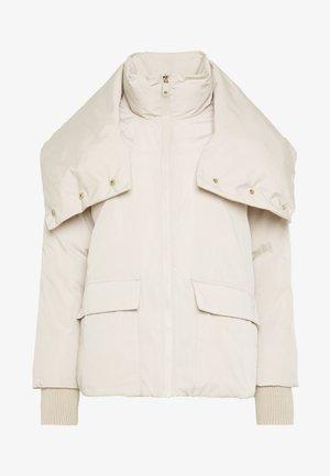IMPASTO - Winter jacket - ivory