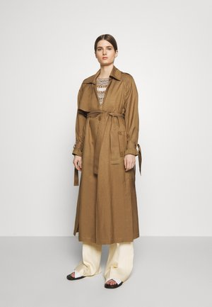 CATALOGO - Trench - brown