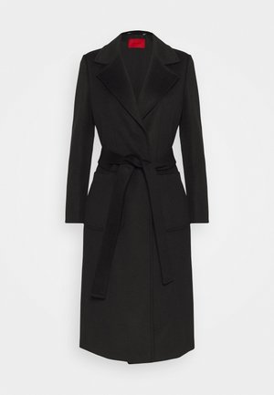 RUNAWAY - Cappotto classico - black