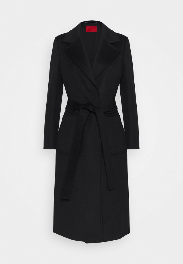 RUNAWAY - Manteau classique - black