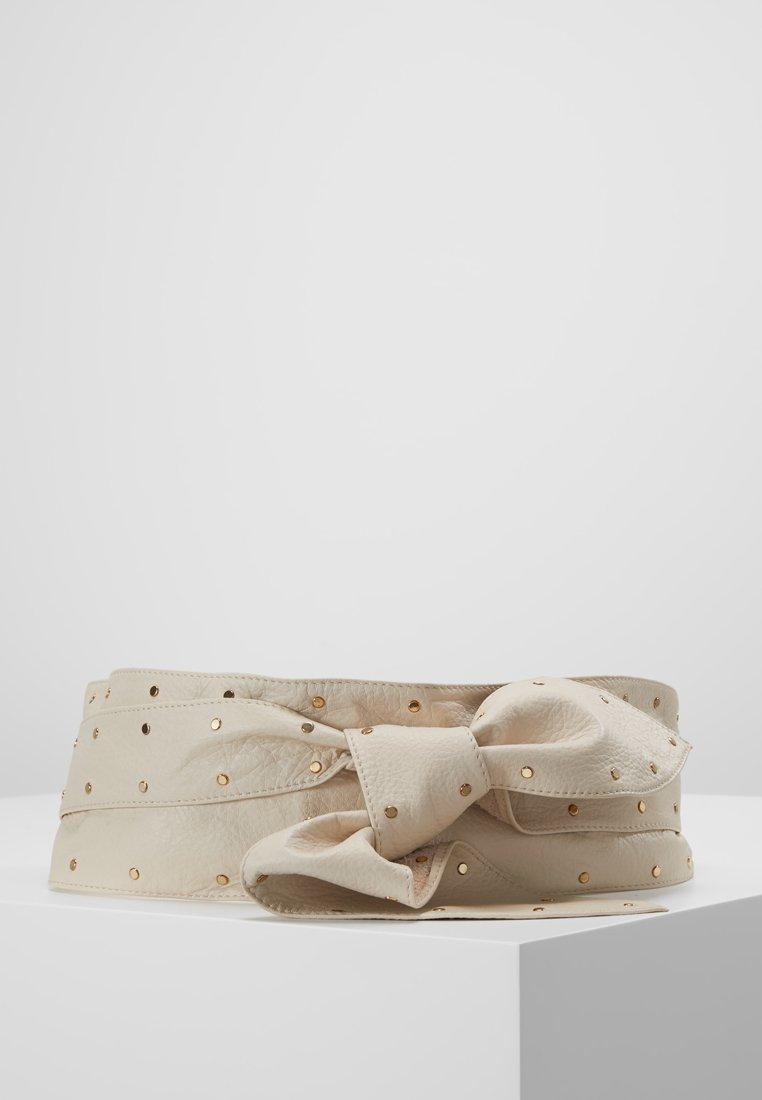 MAX&Co. - ANACAPRI - Waist belt - ivory