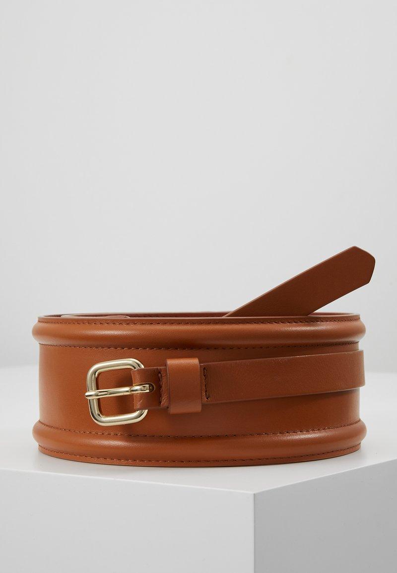 MAX&Co. - ADAMO - Waist belt - tabacco