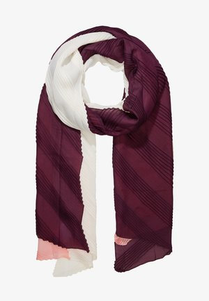 ABISSALE - Scarf - wine