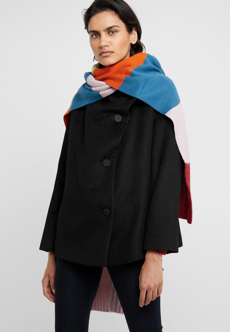 MAX&Co. - Écharpe - burgundy pattern