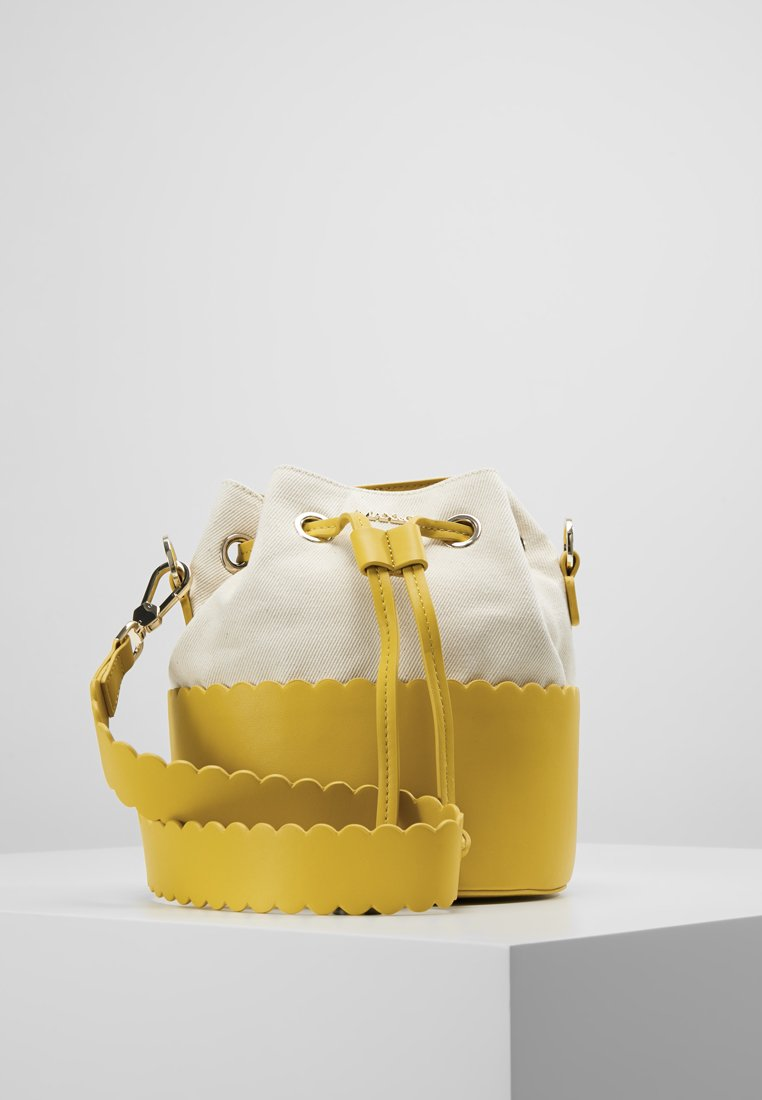 MAX&Co. - AMLETO - Across body bag - sunshine yellow