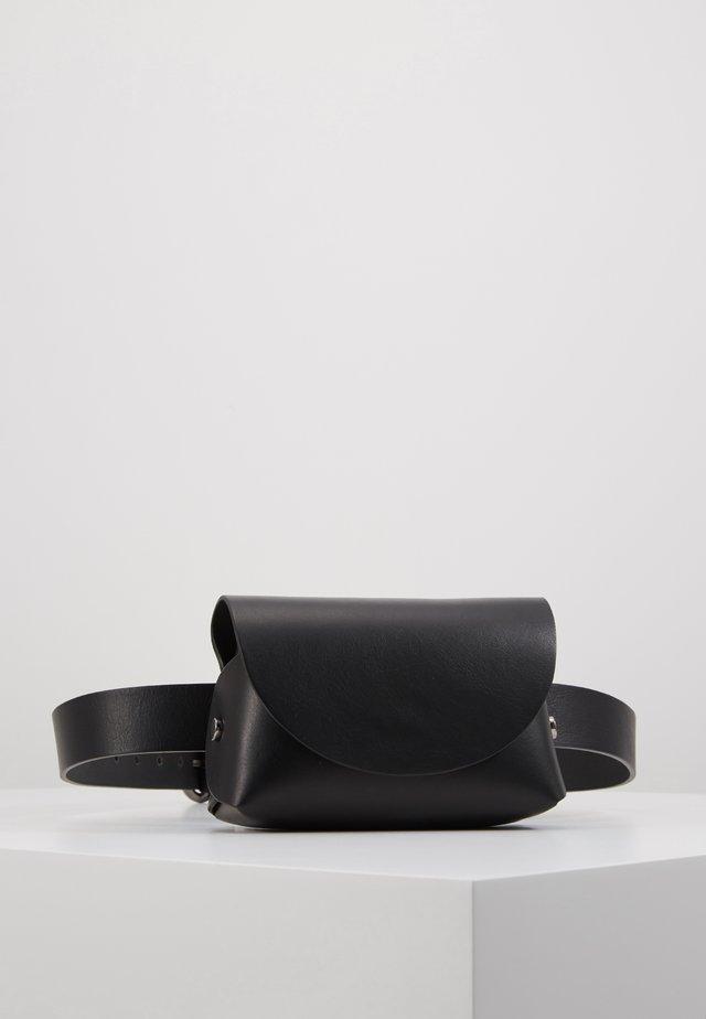 ALBENGA - Gürteltasche - black