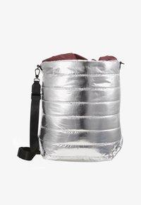MAX&Co. - PILLOW - Shopping Bag - silver - 1
