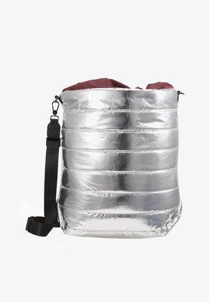 PILLOW - Shopping bags - silver