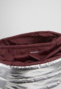 MAX&Co. - PILLOW - Shopping Bag - silver - 5