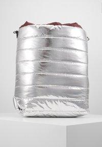 MAX&Co. - PILLOW - Shopping Bag - silver - 3