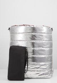 MAX&Co. - PILLOW - Shopping Bag - silver - 6