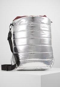 MAX&Co. - PILLOW - Shopping Bag - silver - 0
