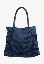 NUDIMINI - Handbag - acantho blue