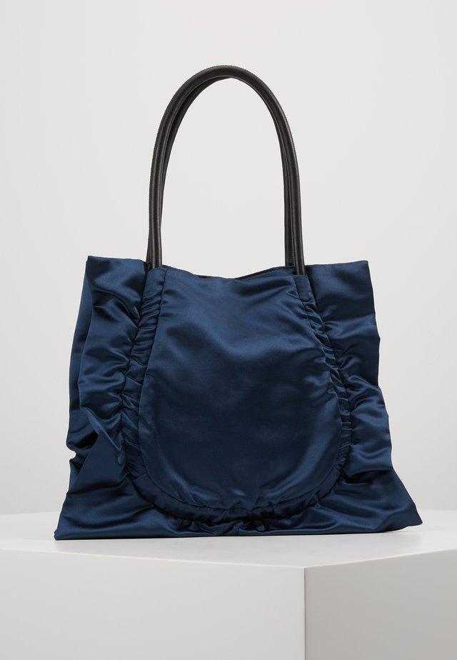 NUDIMINI - Kabelka - acantho blue