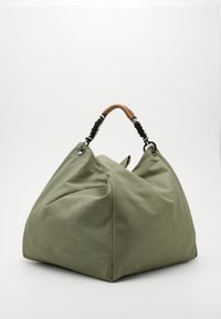 MAX&Co. - MANTA - Shopping Bag - cardium green - 0