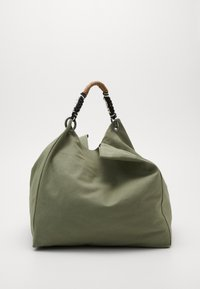 MAX&Co. - MANTA - Shopping Bag - cardium green - 2