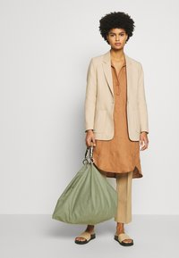 MAX&Co. - MANTA - Shopping Bag - cardium green - 1