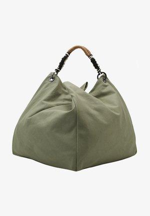 MANTA - Tote bag - cardium green