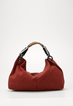 MINIRAY - Shopping Bag - pulsarella red